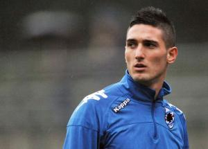 Federico Macheda (www.sampdoria.it)