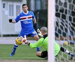Atacante deixa a Samp sem marcar nenhum gol na Serie A (www.sampdoria.it