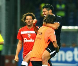 Schiavi empata para o Padova na metade do segundo tempo (Il Secolo XIX)