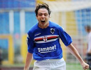 Pozzi, autor de dois gols na tarde (Il Secolo XIX)