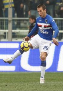 Gastaldello está perto de voltar (sampdoria.it)